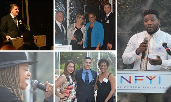 NFYI In The News-02 - May 2016 - Collage of Various People at Podiums and Posing for Photos