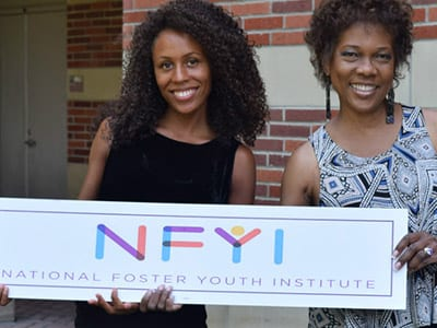 NFYI goes to the CYC Resource Fair and Summer Leadership & Policy Conference