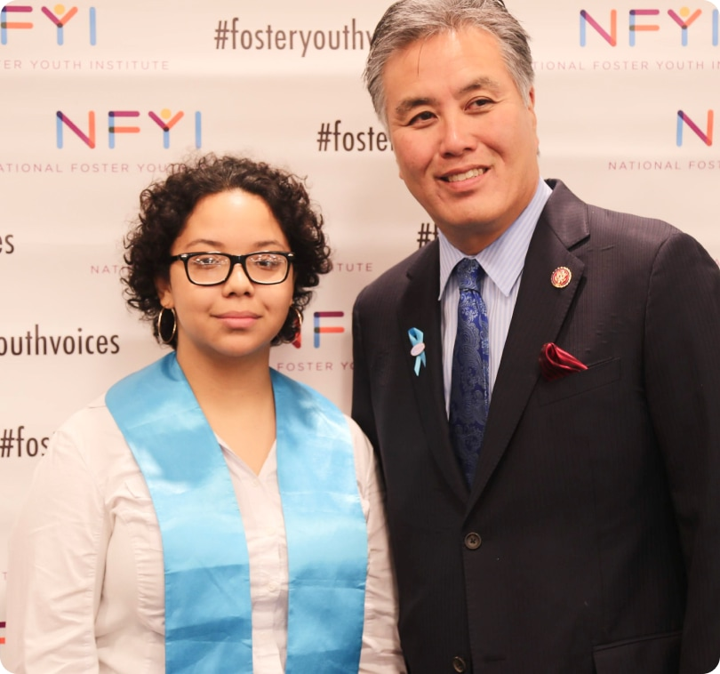 NFYI Host a foster youth
