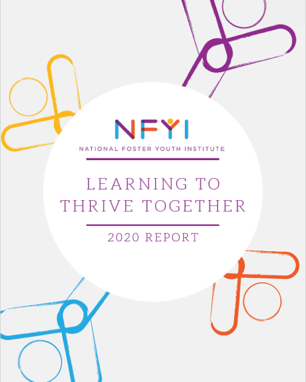 NFYI learning to thrive together 2020 report