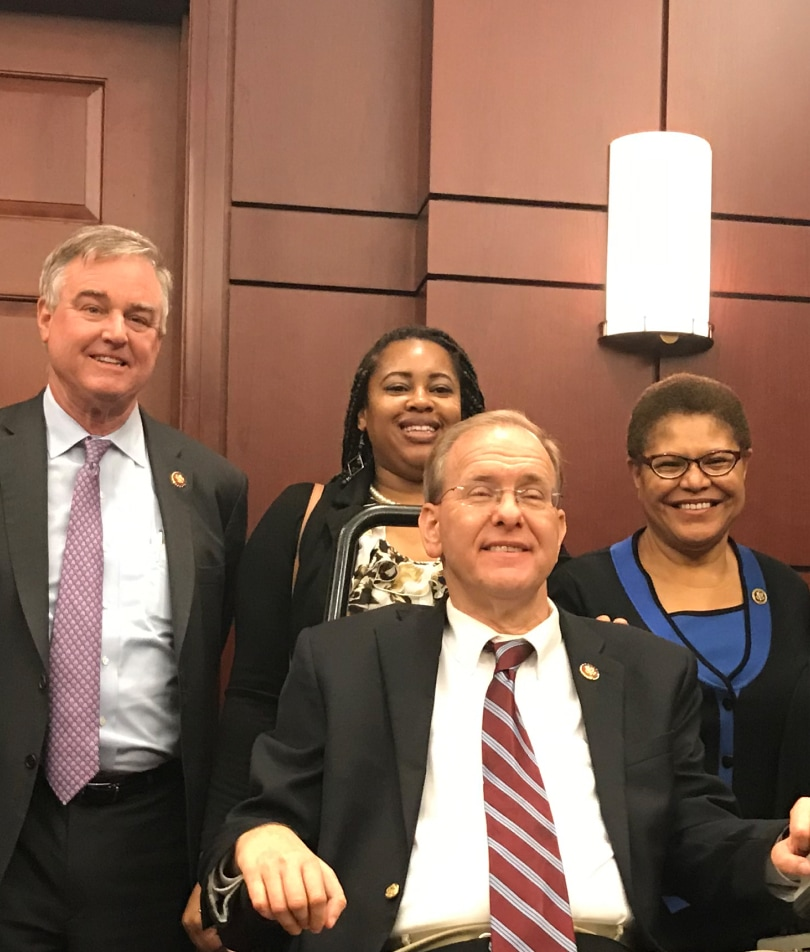 NFYI Small dinner meetings connecting Members of Congress with experts and a unique perspective on child welfare