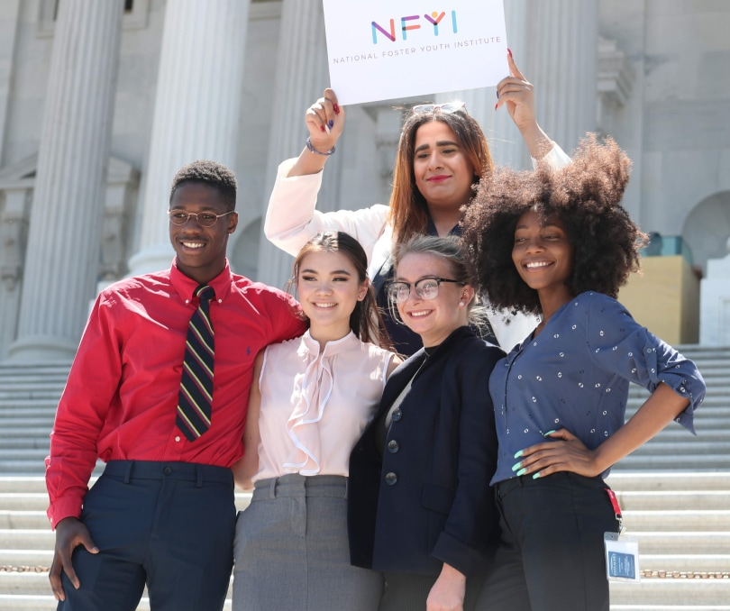NFYI Working together to create a bright future for foster youth and their families in your community.