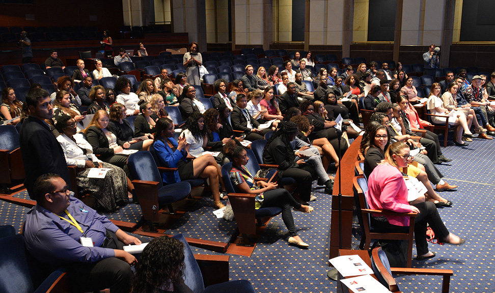 NFYI Listening Tour in Miami, Members of Congress introduced the Uninterrupted Scholars Act